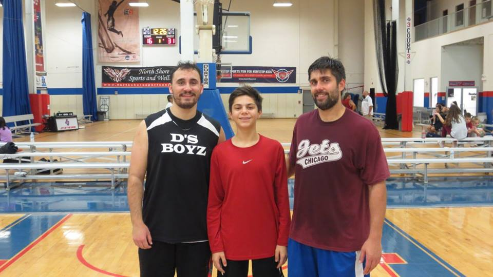 3-Point Contest Winners